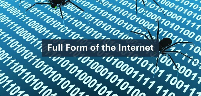 Full Form of the Internet